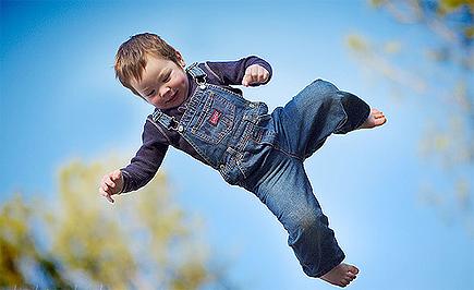 Детскому народу – больше кислороду!
