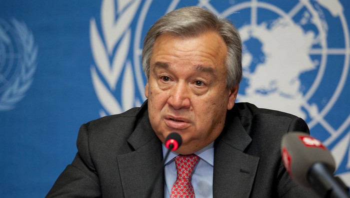 Генсек ООН призвал как можно скорее отказаться от ископаемого топлива