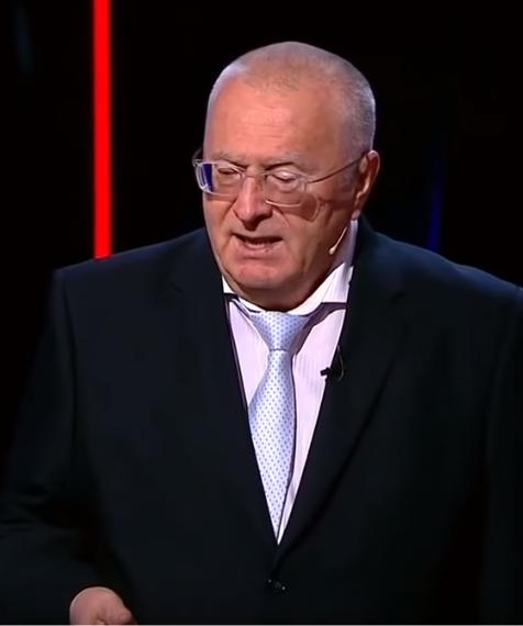 Жириновский заявил, если Лондон попытается отключить нам свет, мы случайно нажмем на кнопку