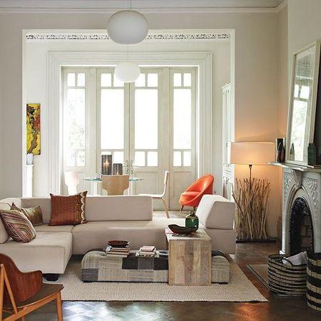 Интерьер по-европейски: 10 идей с диваном в неожиданных местах фото 9