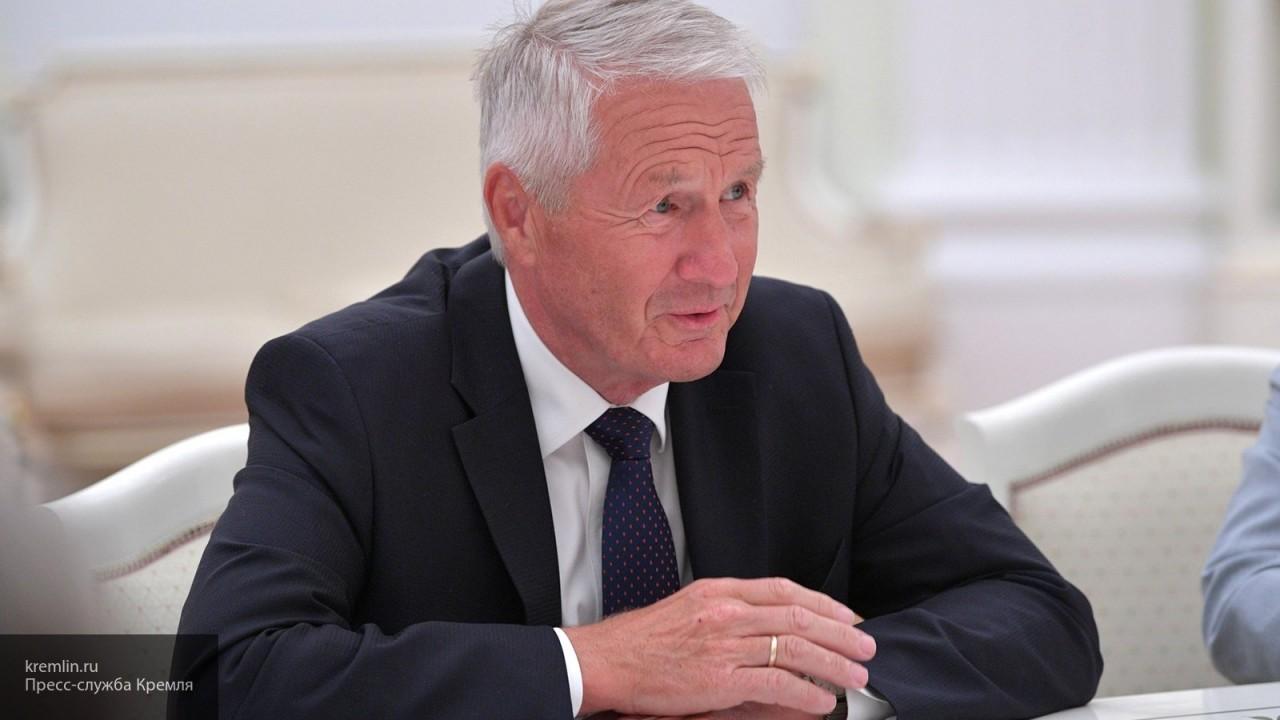 Глава Совета Европы заявил о возможном исключении России из уставных органов