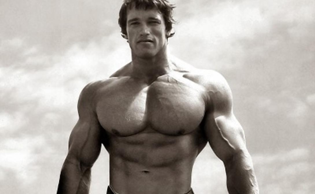 Упражнения для мощной груди