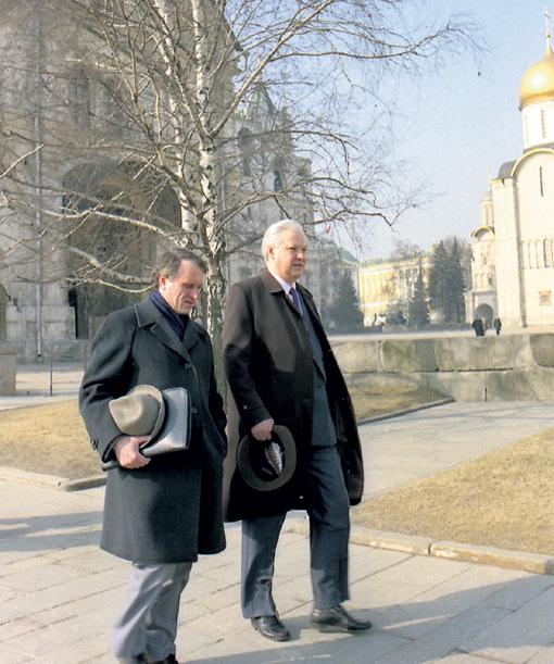 Кто такой Бурбулис и какой позорный след он оставил в российской истории
