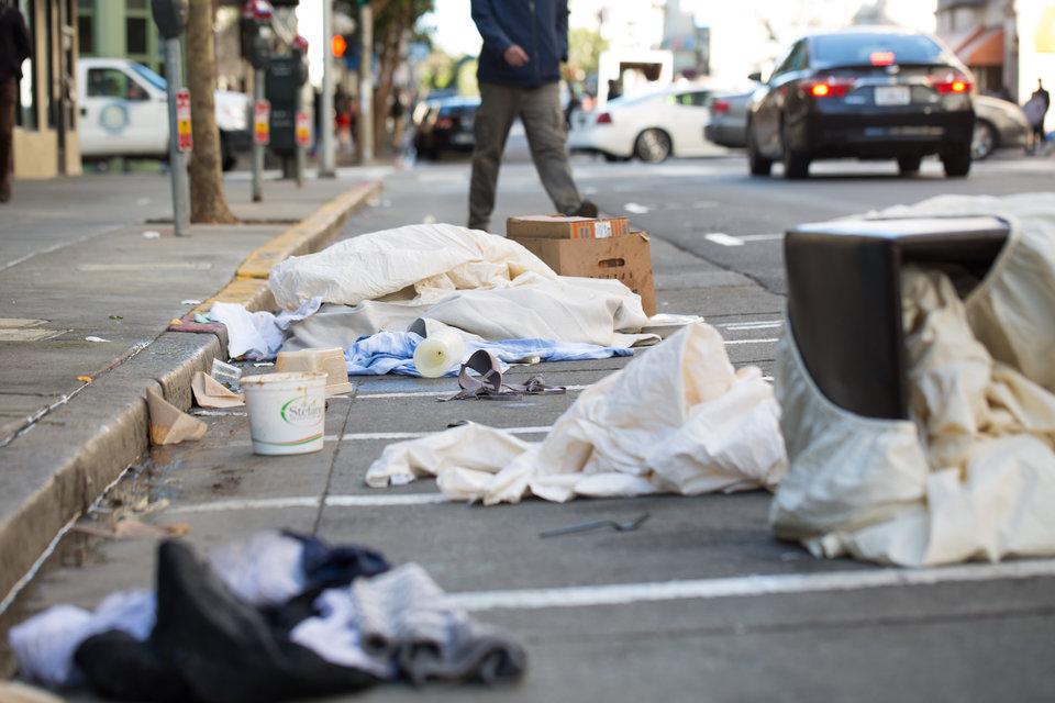 В Сан-Франциско решили бороться с загрязнением фекалиями