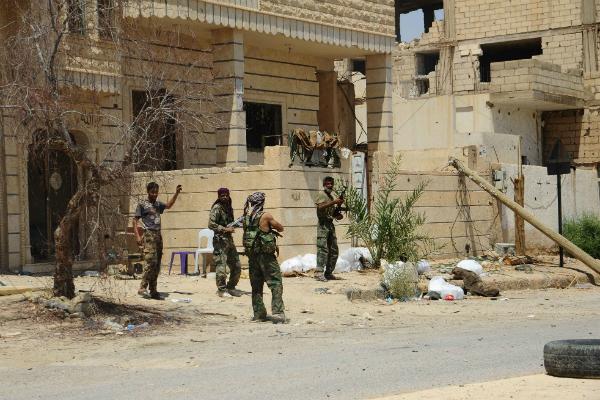 Сирия уличила США и Британию в поставках химических боеприпасов боевикам