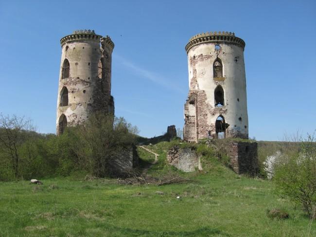 Таинственный замок Червоноград