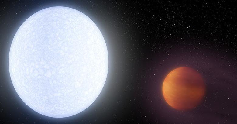 Семь самых экстремальных планет, обнаруженных астрономами