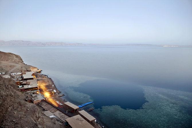 Дахаб, удивительное место для зимовки
