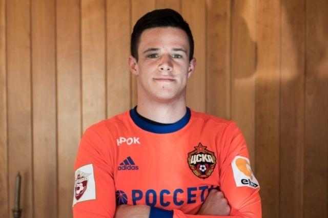 ЦСКА подписал контракт с Кристияном Бистровичем