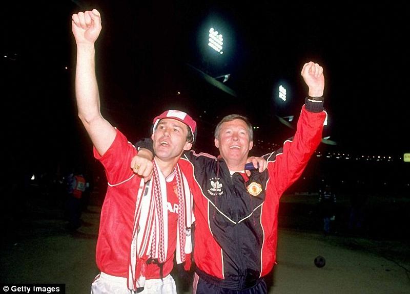 018 Алекс Фергюсон: Самый титулованный тренер Манчестер Юнайтед