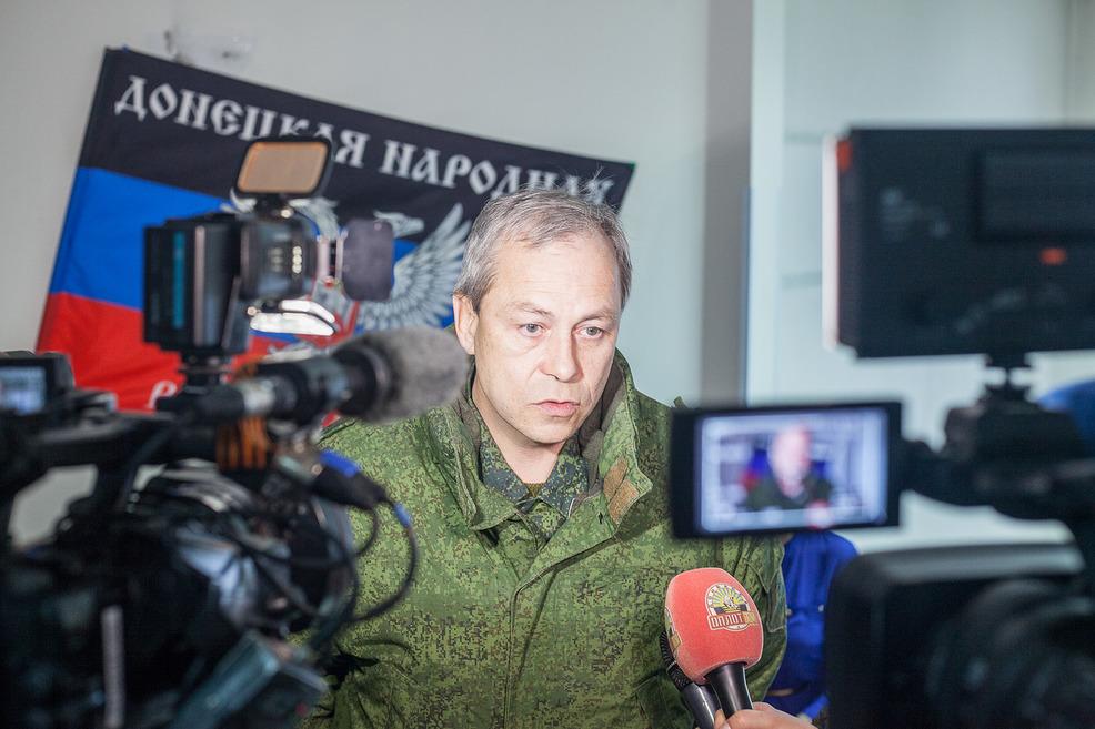 ДНР: украинские националисты ведут обстрел из запрещенной тяжелой артиллерии