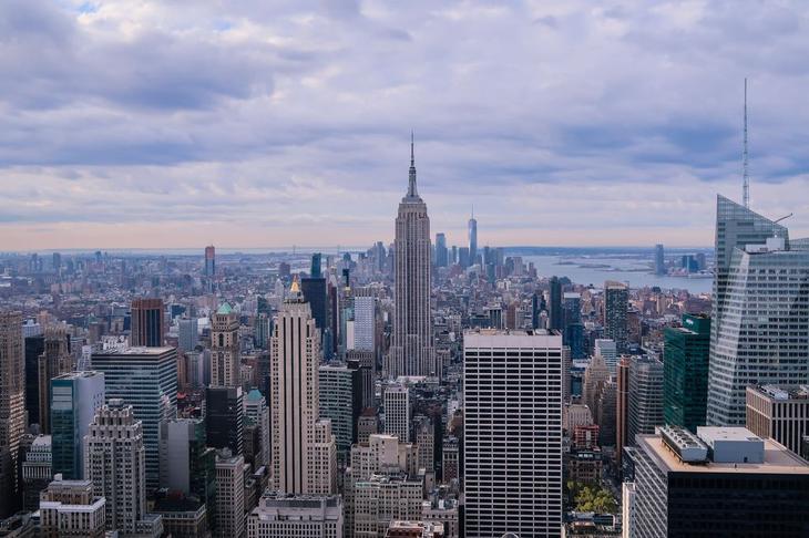 ТОП-10 самых популярных туристических городов США