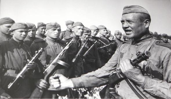 Деморализующие цифры о Великой Отечественной Войне...