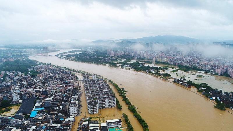 Крупные города снова затонут