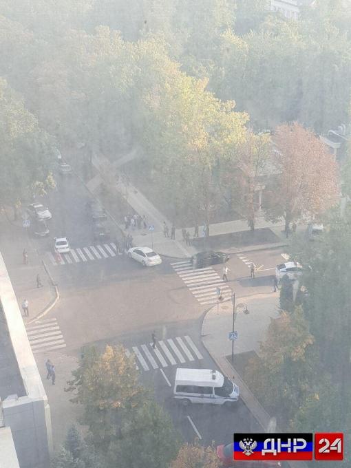 Молния: При взрыве в Донецке погиб глава ДНР