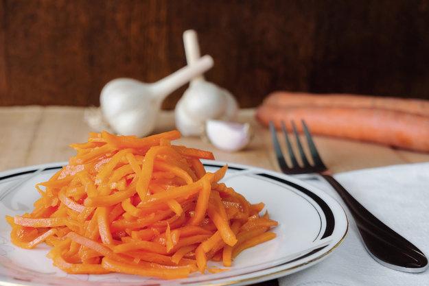 Идеальная морковь по-корейски: узнайте 4 главных секрета!