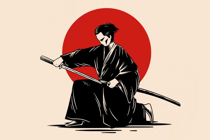 12 афоризмов из «Бусидо» Ямамото Цунэтомо