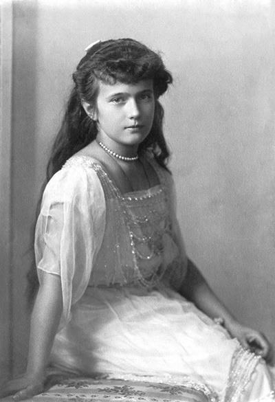 Великая княжна Анастасия Ник…