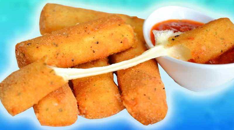 Картофельные палочки с морковью, горохом и кукурузой