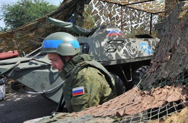 Приднестровье отказалось выводить российских миротворцев