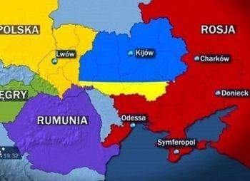 Западные области готовятся к выходу из состава Украины