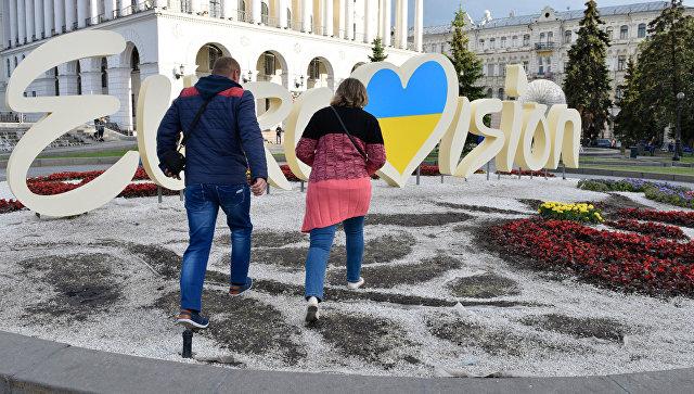 """Швейцария арестовала залог Украины на проведение """"Евровидения"""""""