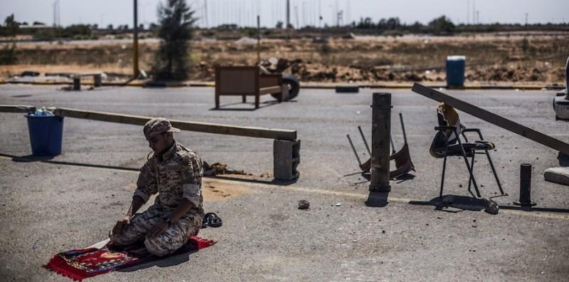Россия идёт в Ливию утихомир…