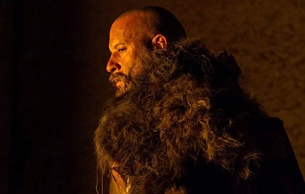 Vin Diesel Shares First Image From The Last Witch Hunter
