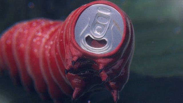 Coca-Cola показала будущее рекламы - реклама в сновидениях