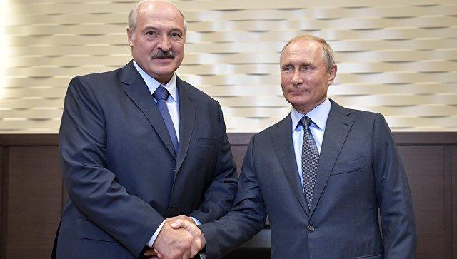 Лукашенко назвал Россию и Бе…