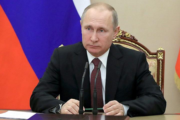 Владимир Путин: Картина в российской экономике в целом позитивная