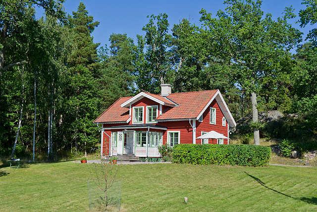 Почувствовать себя в Европе. Пять архитектурных стилей для загородного дома