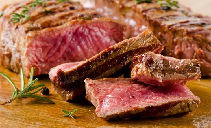 дефицит железа, симптомы дефицита железа, продукты богатые железом