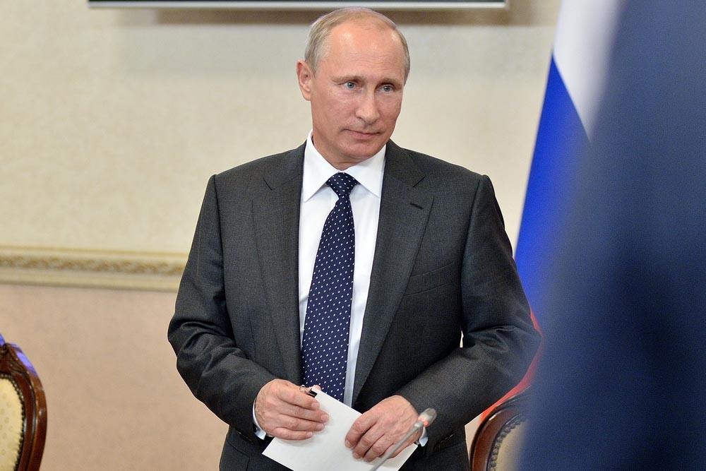 Путин подписал закон о праздновании Дня принятия Крыма, Тамани и Кубани в состав Российской империи