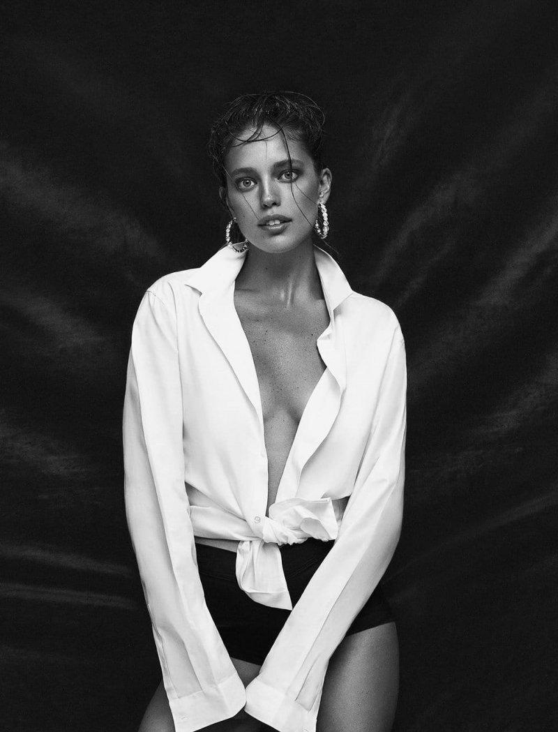 Эмили Ди Донато (Emily DiDonato) в фотосессии для журнала The Daily (Лето 2018)