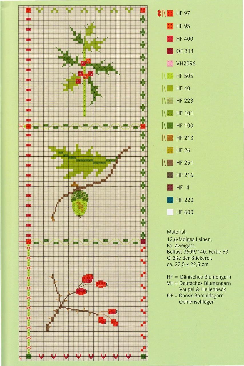 Акуфактум схемы вышивки 68