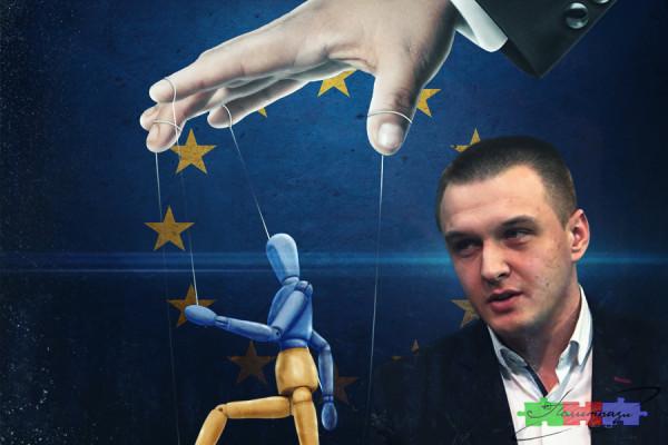 Мацейчук обратился к украинцам: Европейцы доказали, что будут говорить вам, что делать