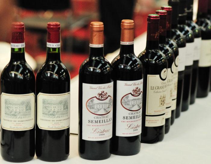 Качественное вино можно отли…