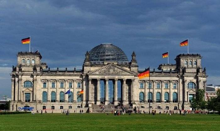 """Германия проверит закон о реинтеграции Донбасса на соответствие """"Минску"""""""