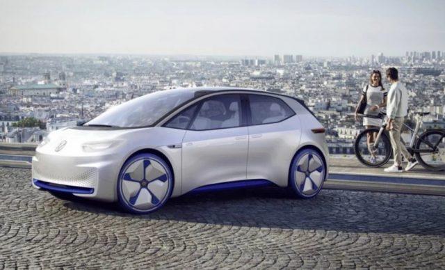 Volkswagen представил платфо…