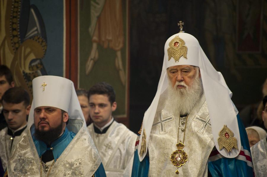 А украинские церковники не очень довольны Томосом. Мечтают о патриаршестве