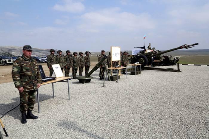 Азербайджан проведет масштабные военные учения с 18 по 22 сентября