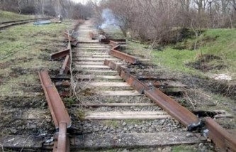Киев решил ответить России за пуск поездов в обход Украины