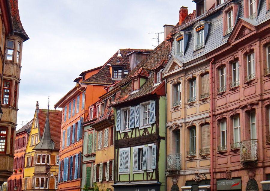 terraoko 2014 121788 4 Кольмар   самый очаровательный город во Франции.