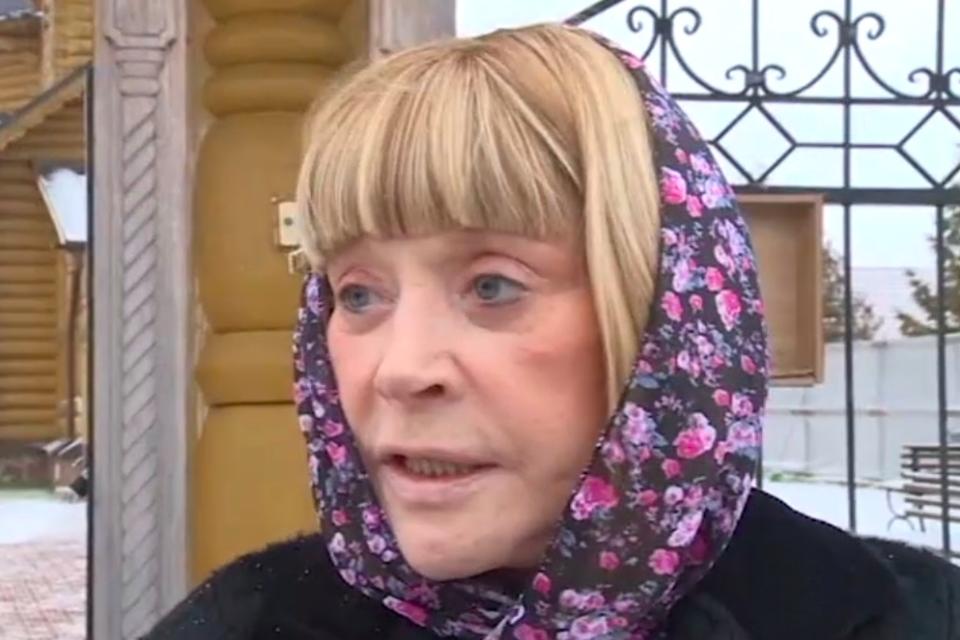 Алла Пугачева после приступа…