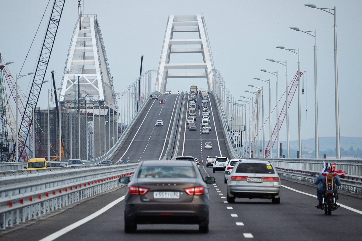Новое видео от Руслана Осташко: Крымский мост – сбылись ли прогнозы украинских «экспертов»?
