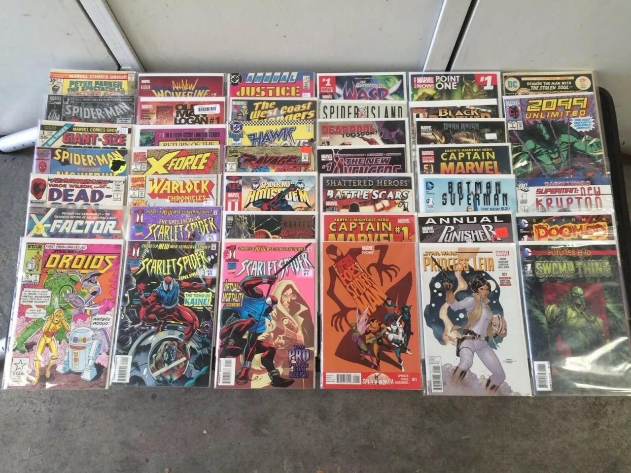 Полную коллекцию комиксов о Бэтмене стоимостью $1,4 млн украли в США