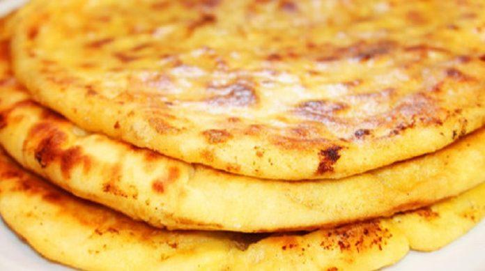 Вкуснейшая сырная лепешка «А-ля хачапури»