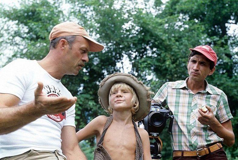 Как снимали кино в СССР?