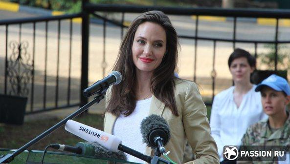 Анджелина Джоли заметно похорошела после развода с Брэдом Питтом